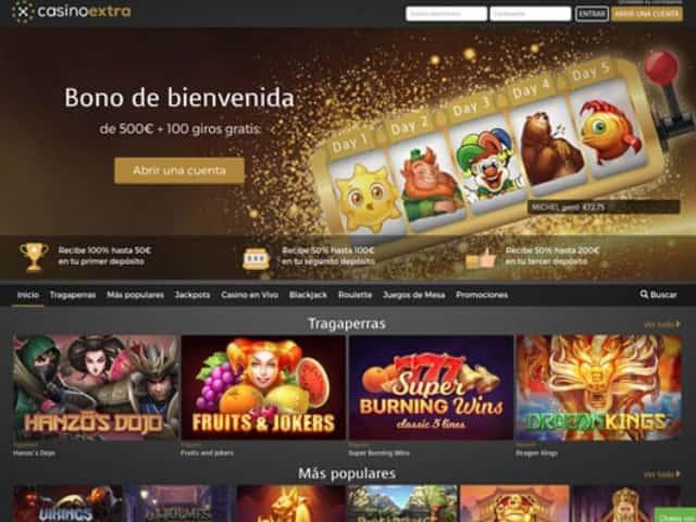 Visit Casino EXTRA