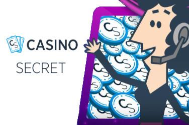 カジノシークレット(Casino Secret) logo