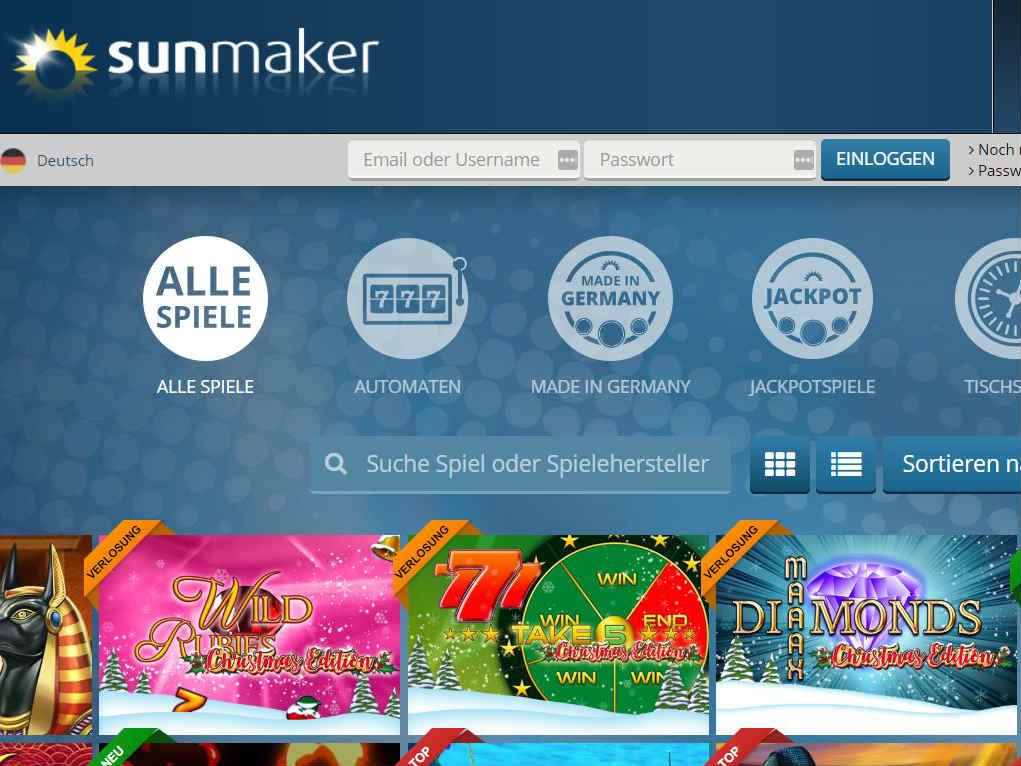 Visit Sunmaker