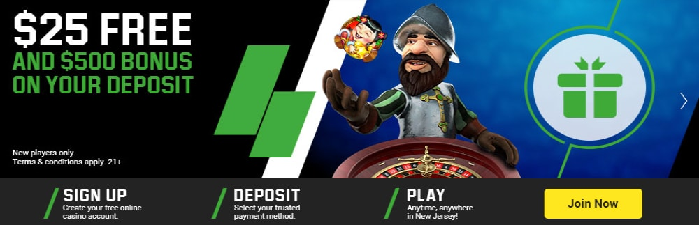 unibet new jersey welcome bonus