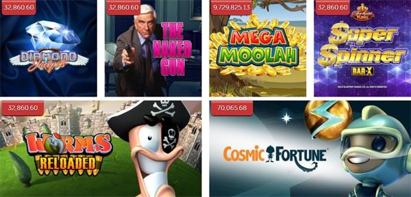 Casino RedKings Jackpot Slots