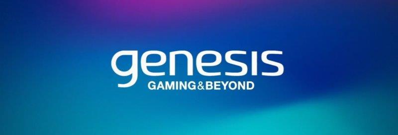 genesis gaming logga