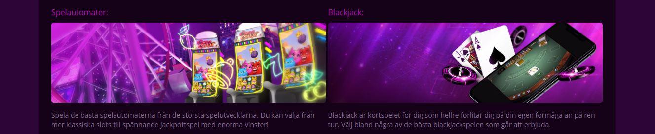 jackpot city svenska casinon med bonus på insättning