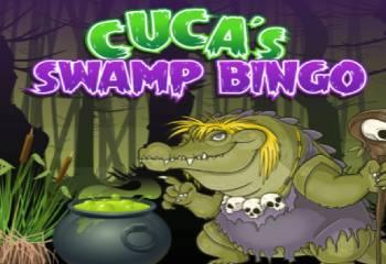 Cuca's Swamp Bingo