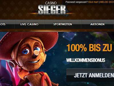 Visit Casino Sieger