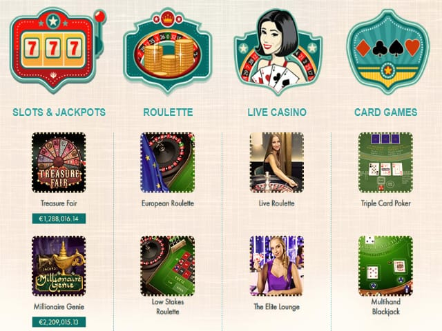 Visit 777 Casino