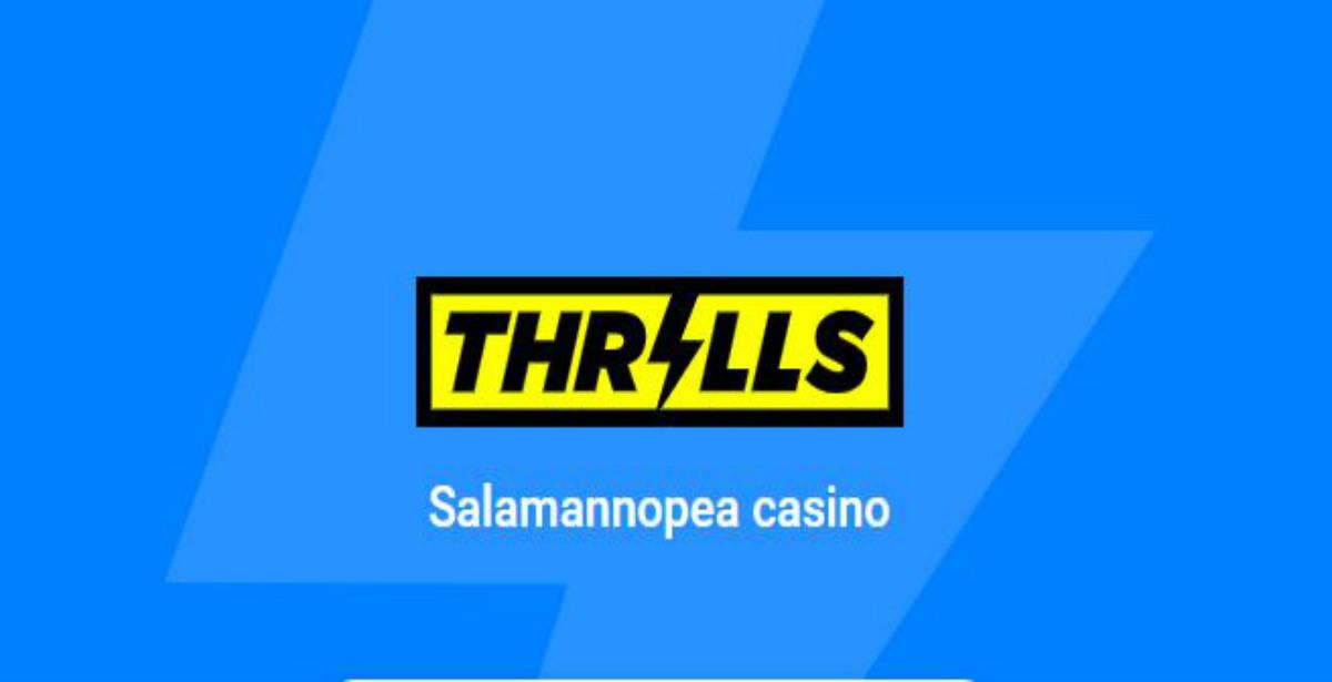 thrills casino asiakaspalvelu