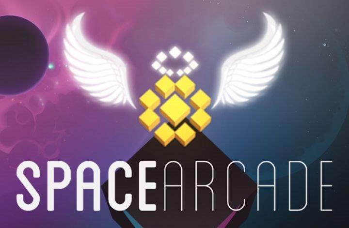SPACE ARCADE slotit
