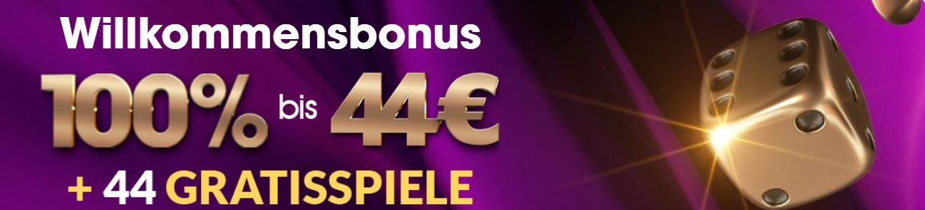 44aces bonus