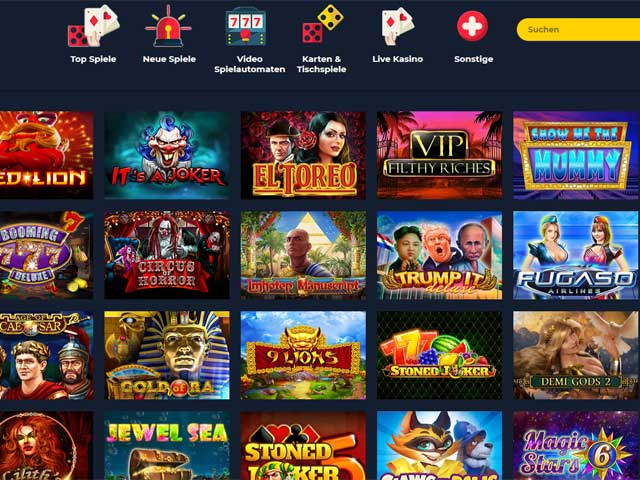 Visit SpinUp Casino