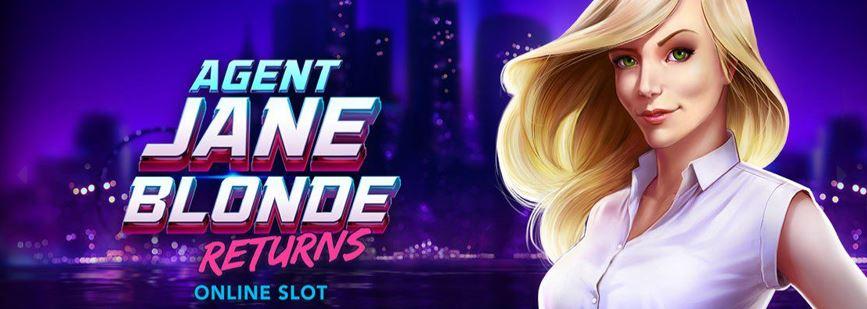 agent jane blonde returns von Stormcraft Studios