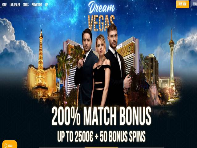 Visit Dream Vegas