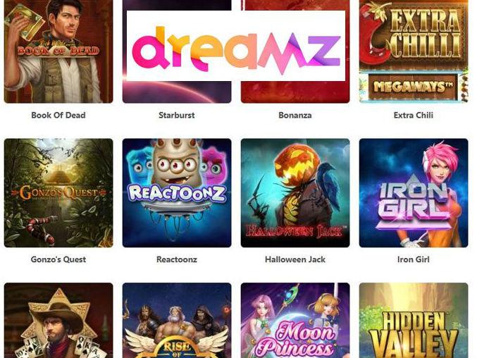 Visit Dreamz Casino