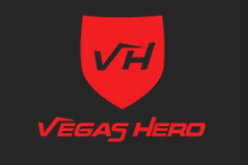 Vegas Hero logo