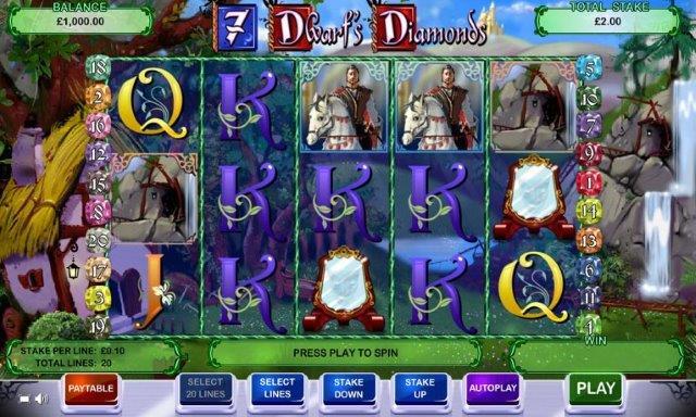 7 Dwarfs Gold Slot