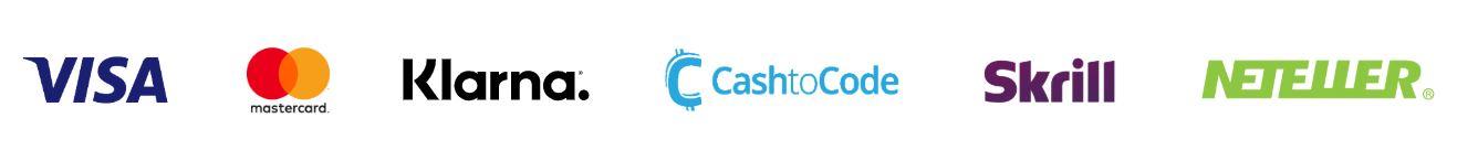 Wildz Casino Zahlungsmethoden
