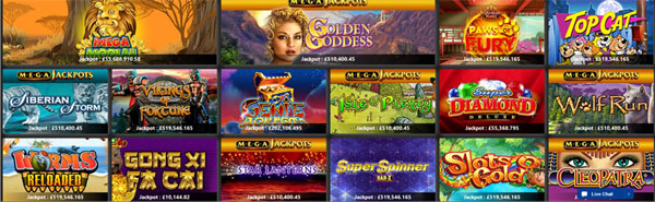 progressivel-Jackpot-Spiele