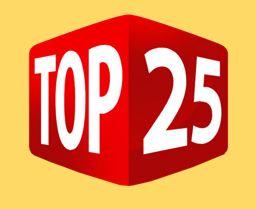 die 25 beliebtesten Online Casinos