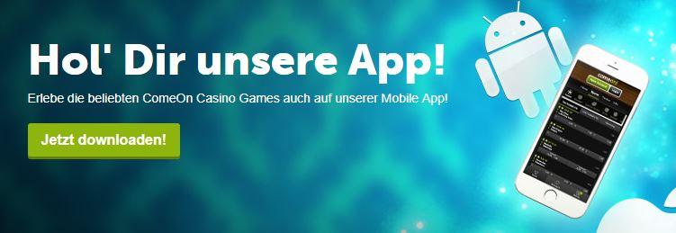 ComeOn App