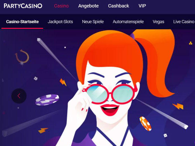 Visit PartyCasino