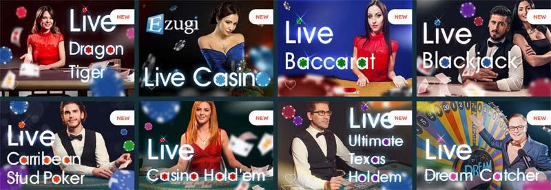 Casinia-Casino-Live-Casino
