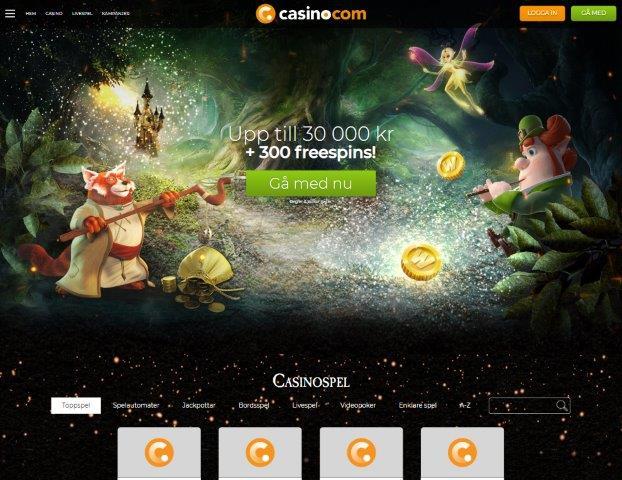 Visit Casino.com