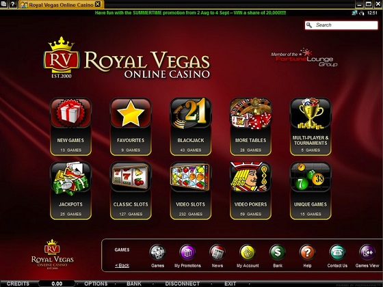 Visit Royal Vegas