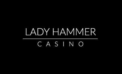 Lady Hammer Casino logo