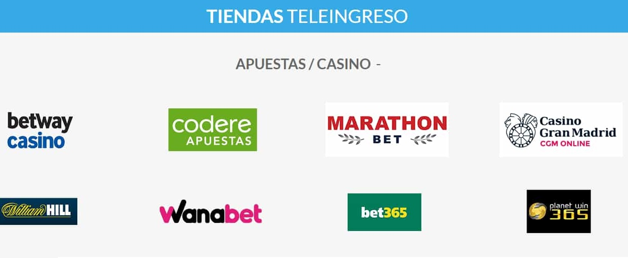 casinos-teleingreso-espana