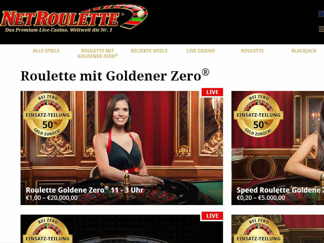 Visit NetRoulette