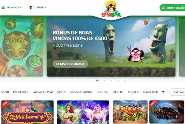 Visit BoaBoa Casino