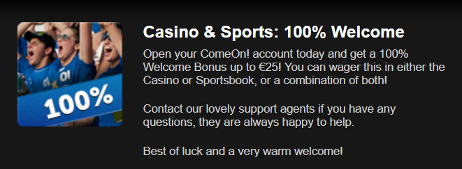 casino-comeon-bono-bienvenida