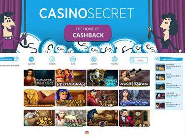 Visit CasinoSecret
