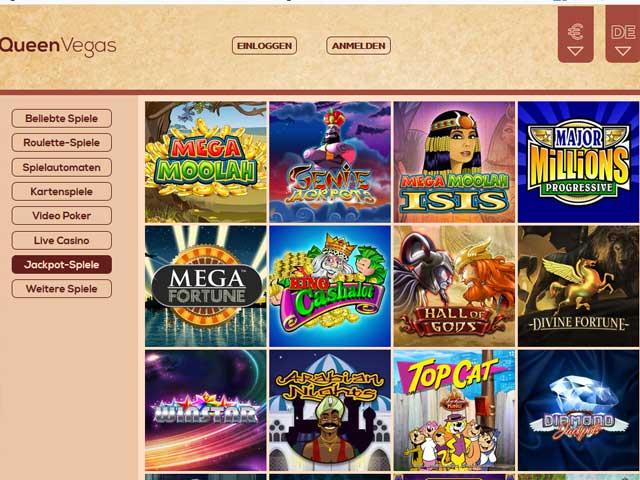 QueenVegas-Casinotest