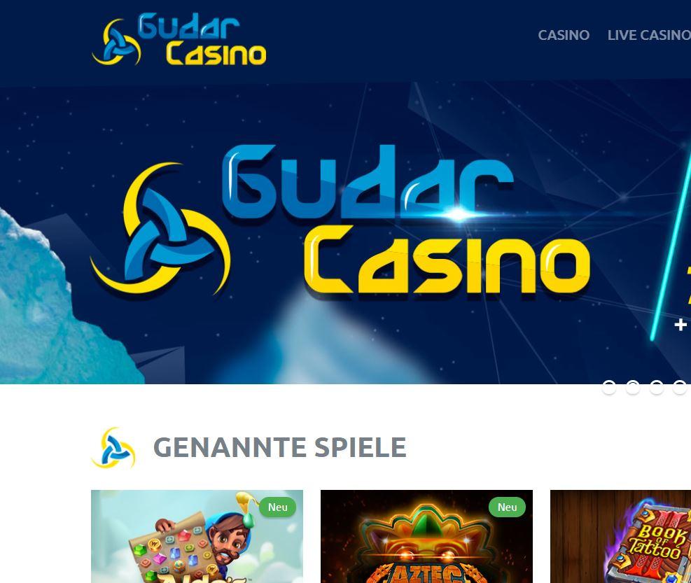 Visit Gudar Casino