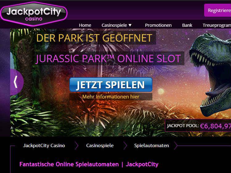 Visit JackpotCity