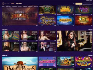 Visit Live Lounge Casino