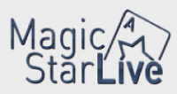 Magic Star Live logo