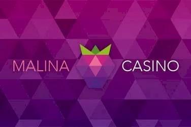 Обзор казино Malina logo
