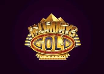 MUMMYS GOLD 娱乐场 logo
