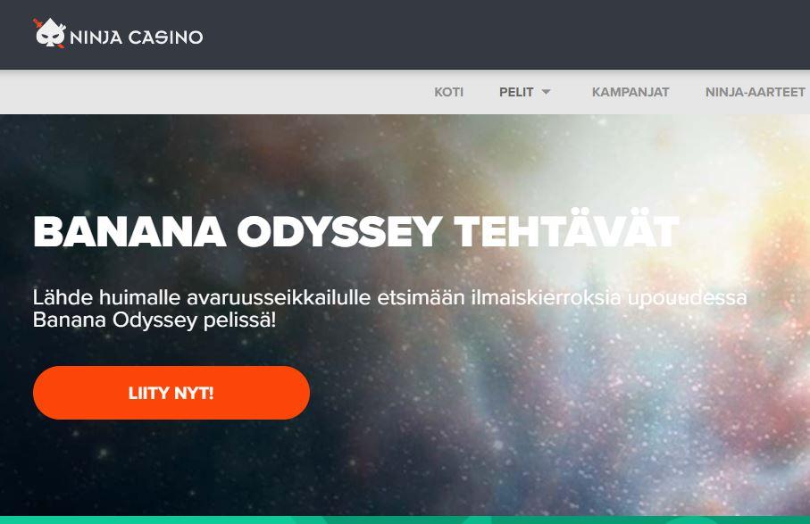Visit Ninja Casino