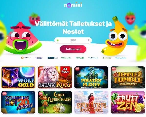 Visit Nomini Casino