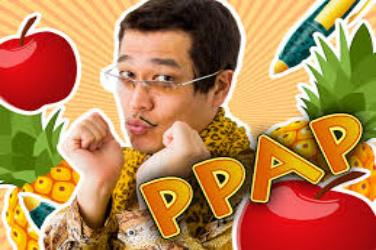 Pikotaro's Pineapple Pen