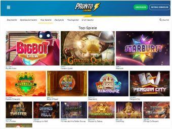 Visit Pronto Casino