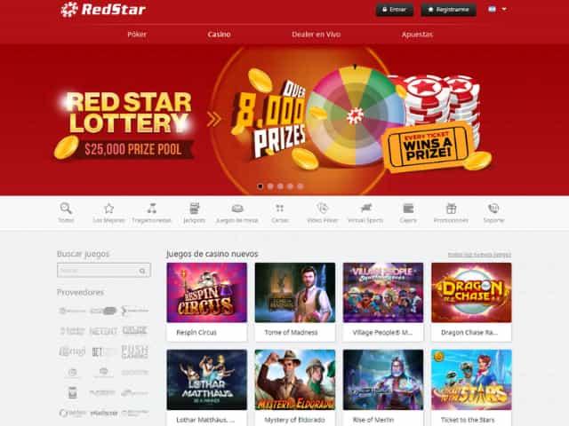 Visit RedStar