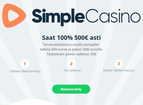 Visit Simple Casino