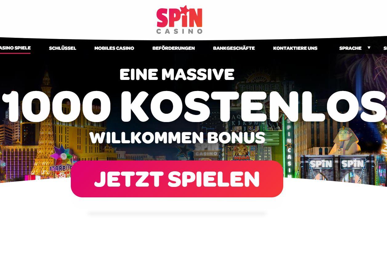 Visit Spin Casino