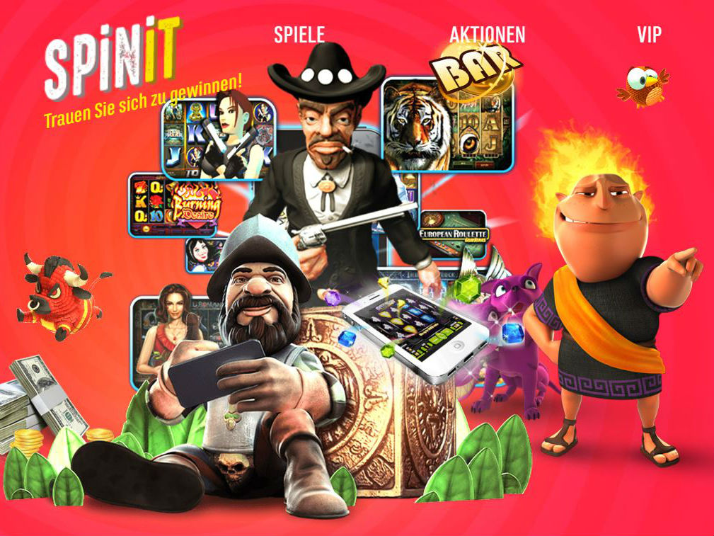 Visit Spinit