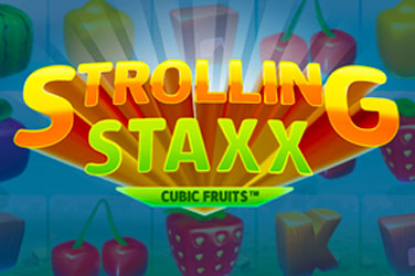 Strolling Staxx: Cubic Fruits