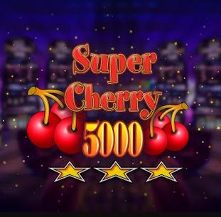 Super Cherry 5000 Logo